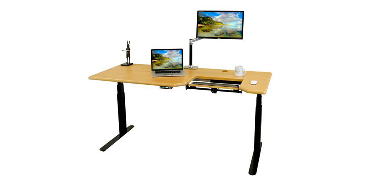 iMovR Omega Everest Electric Standing Desk Review 2019 & Guide
