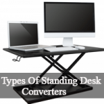 Standing Desk Converters Types Image