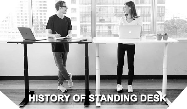 History of Standing Desk image