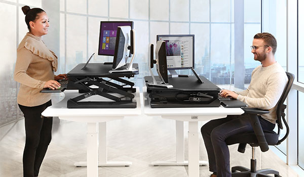 Why should we use a Standing Desk in Offices image