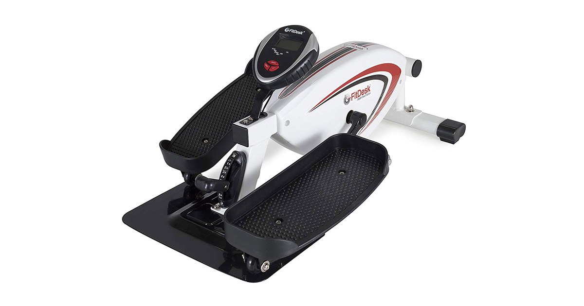 FitDesk 3015 Under Desk Elliptical image