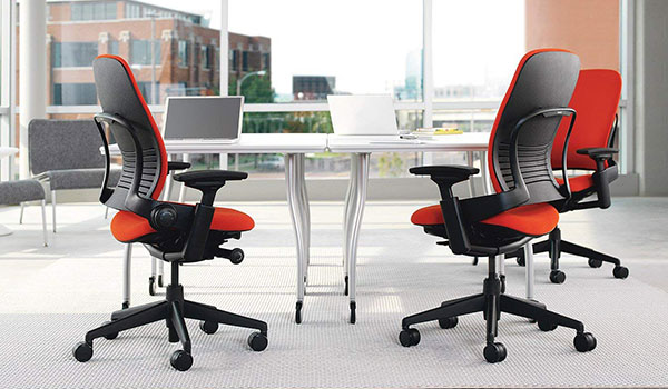 Steelcase Leap Fabric Chair image