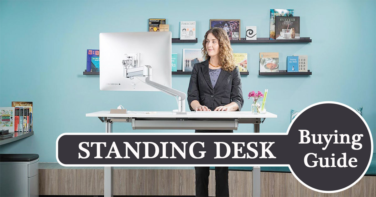 Standing Desk Buyer's Guide image