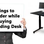 Things to consider while buying a Standing Desk image