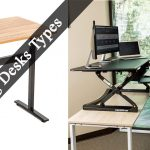 Types of Standing Desk image