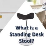 What is a Standing Desk Stool image
