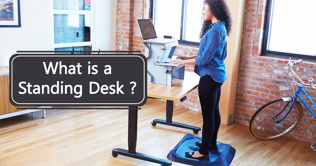 What is a Standing Desk image