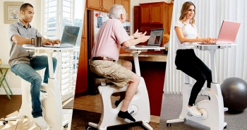10 Powerful Treadmill Desks of 2020 – Helps you to have some healthy walk while working!