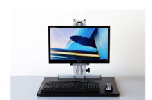Ergo Kangaroo Pro Junior Standing Desk – Smaller yet works perfectly for Monitors up to 12 lbs